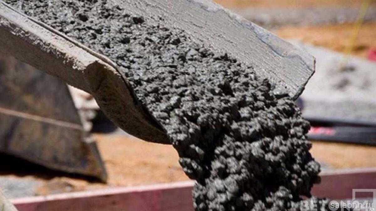 Миксерный бетон раствор строительный облицовочный