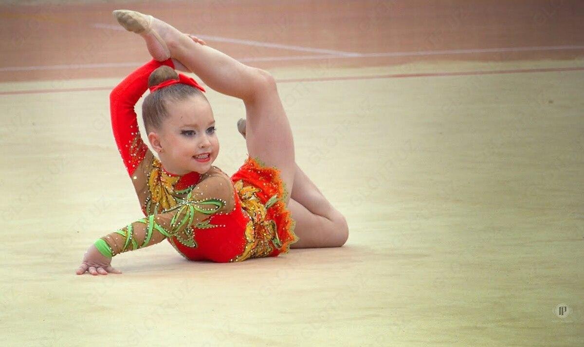 Художественная и спортивная гимнастика для детей, цена 200 ...