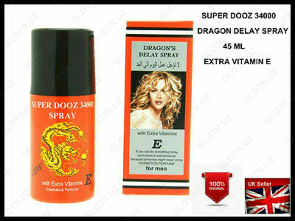 Delay spray dragon Super Dragon